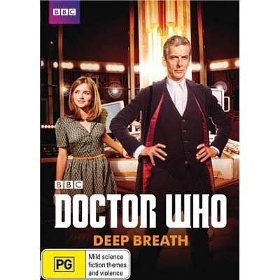 JB Hi-Fi | Doctor Who: Deep Breath DVD