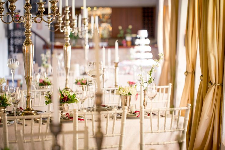 Stunning decor by 4EveryEvent