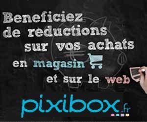 Pixibox : site gratuit de bons de réduction à utiliser en magasin et sur le Web | Maxi Bons Plans