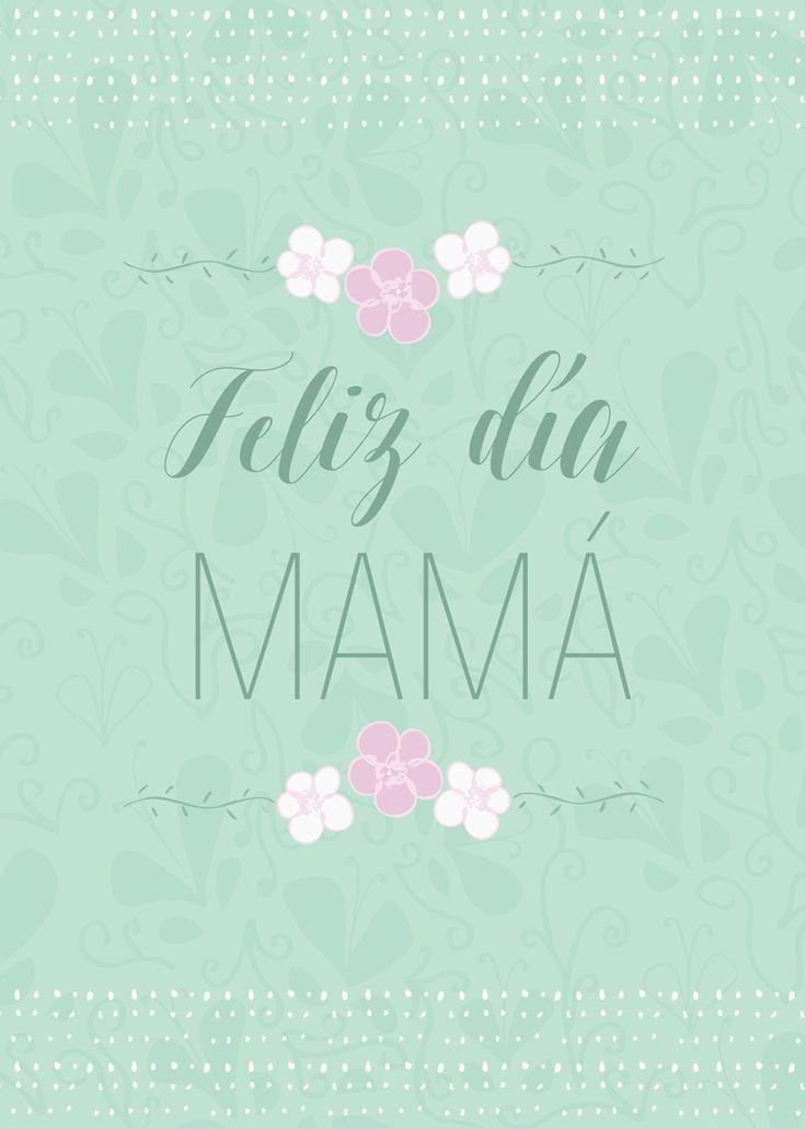 El día de la madre se festeja en mayo en casi todas partes del mundo, pero en Argentina no. Nosotros lo festejamos en octubre. Así que pa...
