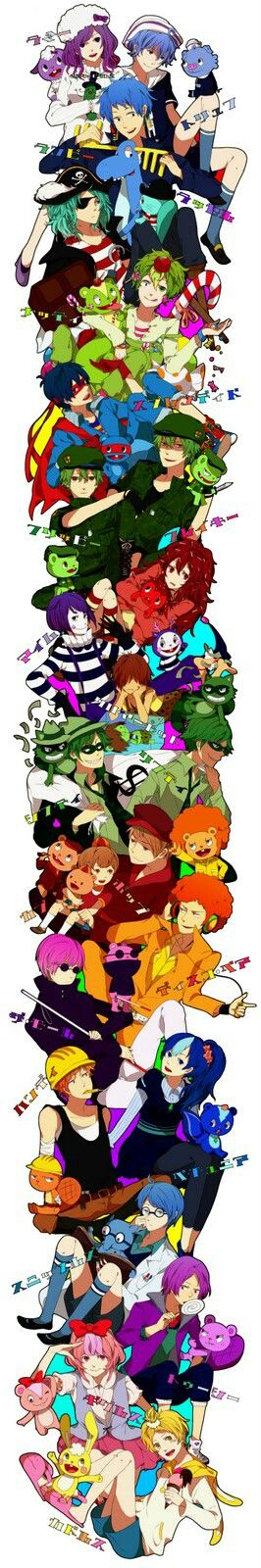 Happy Tree Friends [Anime Version]                                                                                                                                                                                 More