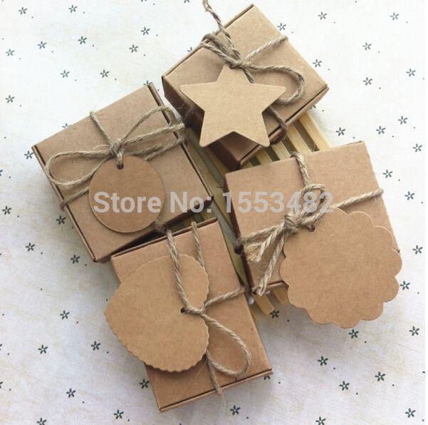 kraft paper gift boxes/ cardboard kraft box/ brown kraft paper soap package box