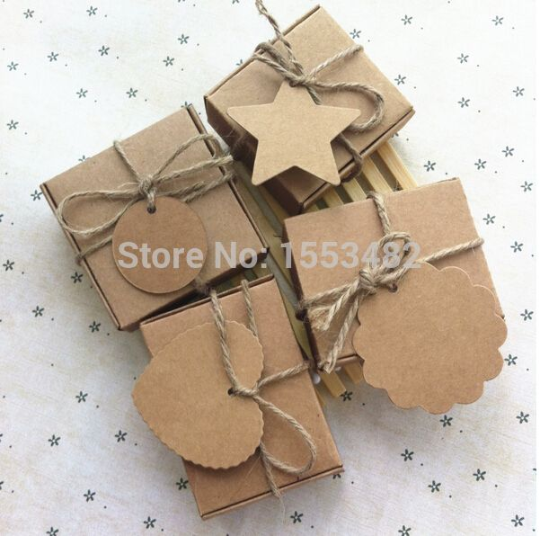 kraft paper gift boxes/ cardboard kraft box/ brown kraft paper soap package box