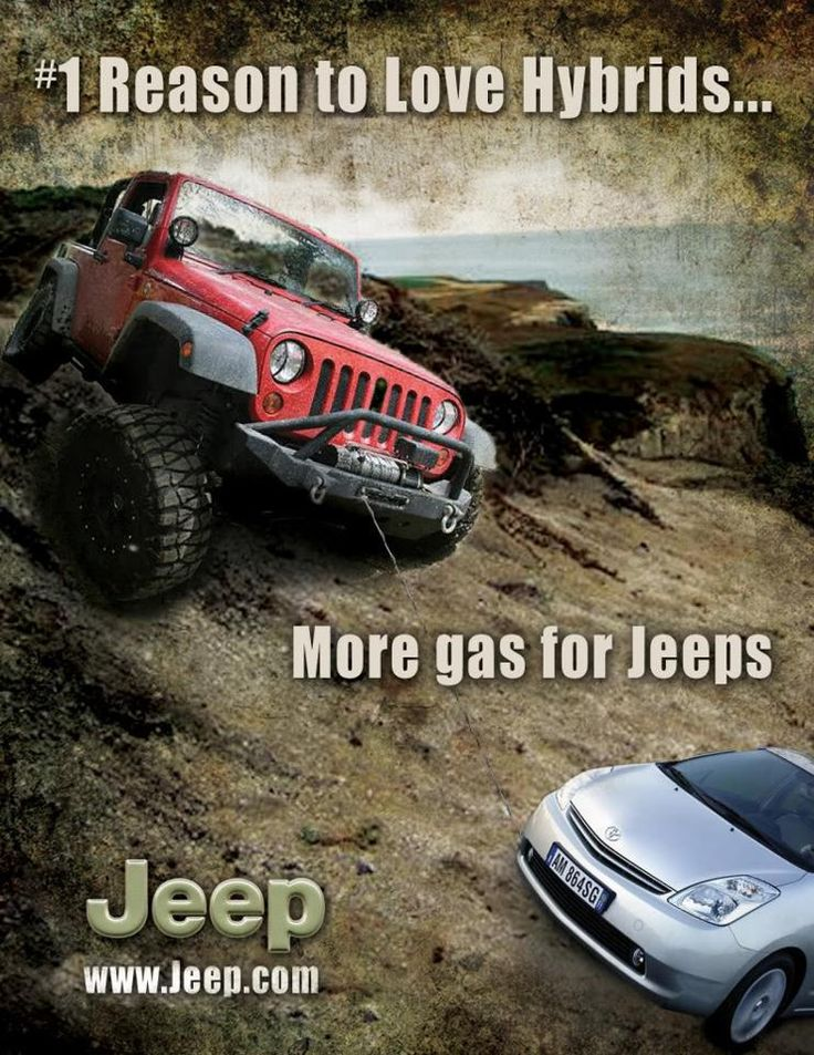 More gas for JEEPS!!