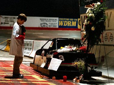 nascar driver death youtube
