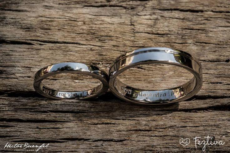 Boda Alejandra Pacho y Ernesto Aguilar  Fotografía y video: Héctor Buenfil Photography  Anillos de boda: Segura Torres J D  #wedding #boda #weddingeings #anillosdeboda #weddingday #Merida #Yucatan #Mexico