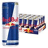 #9: Red Bull Energy Drink 8.4-Ounce (Pack of 24)