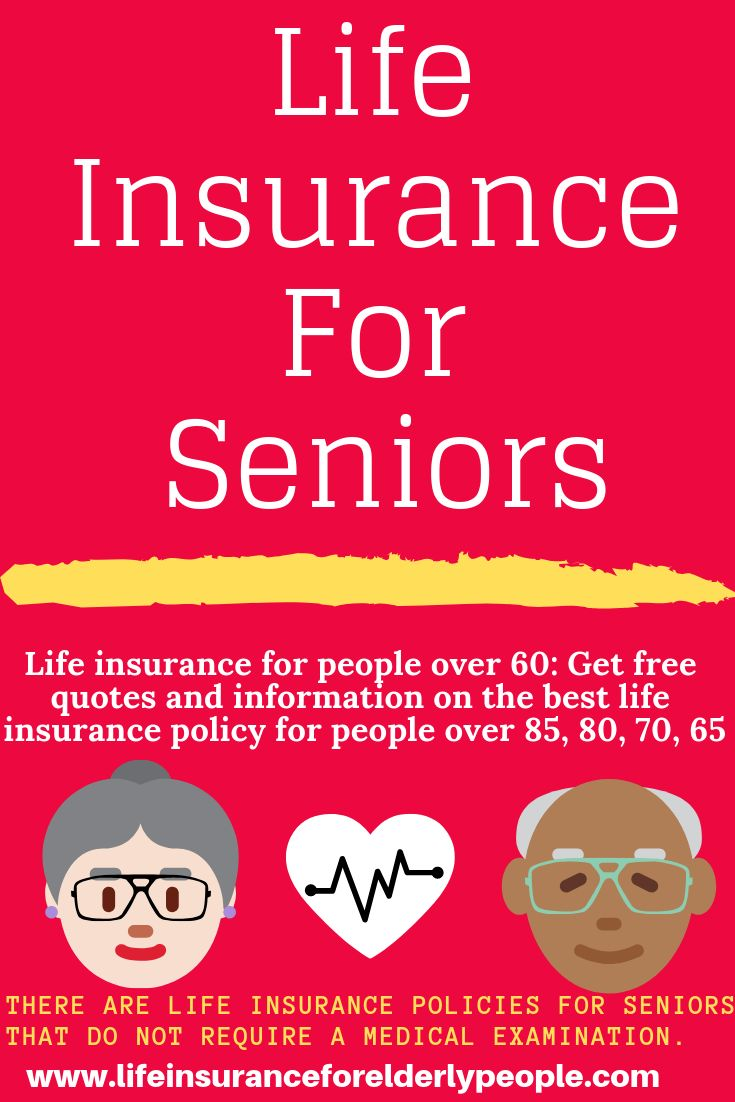Life Insurance For Seniors Termlifeinsurance Premiums Are More