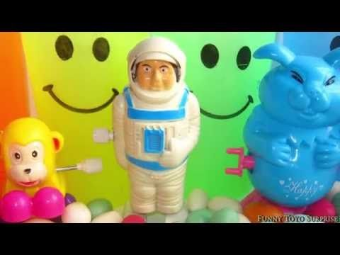 Toys DISNEY Candy Discovering SUPER SURPRISES 惊 Learn COLORS 了解颜色 Aprende los colores Video for Kids - YouTube
