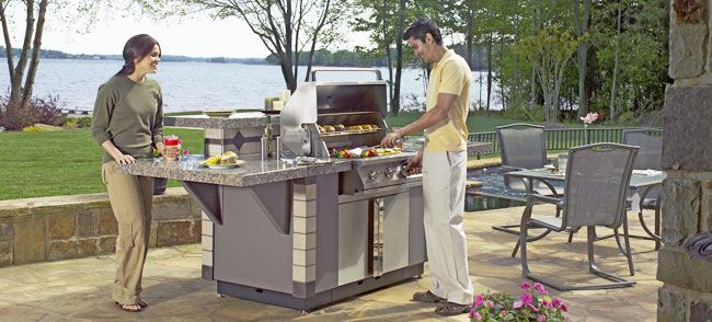15 Best Images About Outdoor Kitchens On Pinterest New Food Brick Oven Pizza And Atlanta Homes