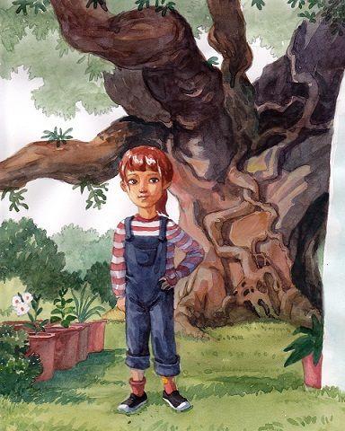 RKS Children Book Illustrations.