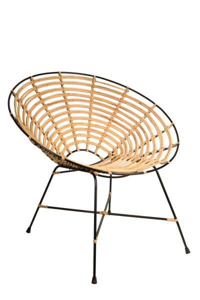 Kubu Round Chair – zuma design