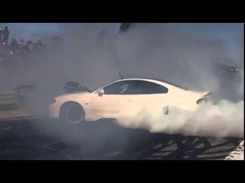 FEAR - Blown Class Winner Burnout 2015 RED CENTRE NATS