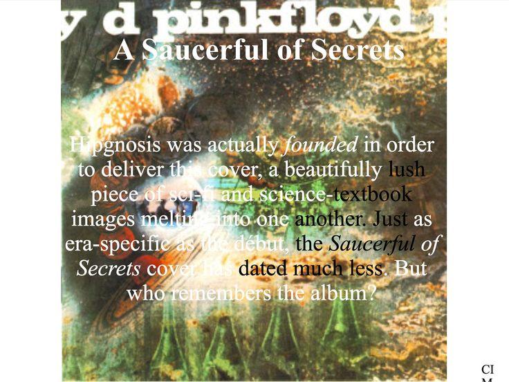 Pink Floyd - A Saucerful of Secrets  Created by CIM