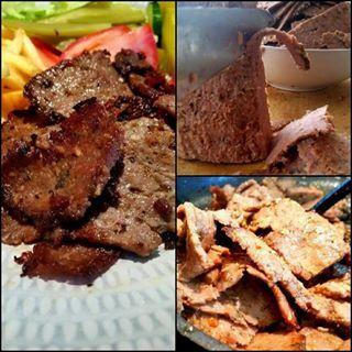 Något som alltid finns laddad i frysen är hemmagjord kebab. Den smakar helt fantastiskt. Innehåller inga konstigheter som färdigköpt kan göra. Bara kött, kryddor och lite mjöl. Idag åker en låda med fryst kebabskav fram. Få se vad jag lyckas laga för gott  Recept ➡ @zeinaskitchen