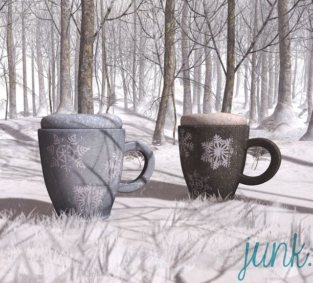 junk snow cups. | Flickr - Photo Sharing!