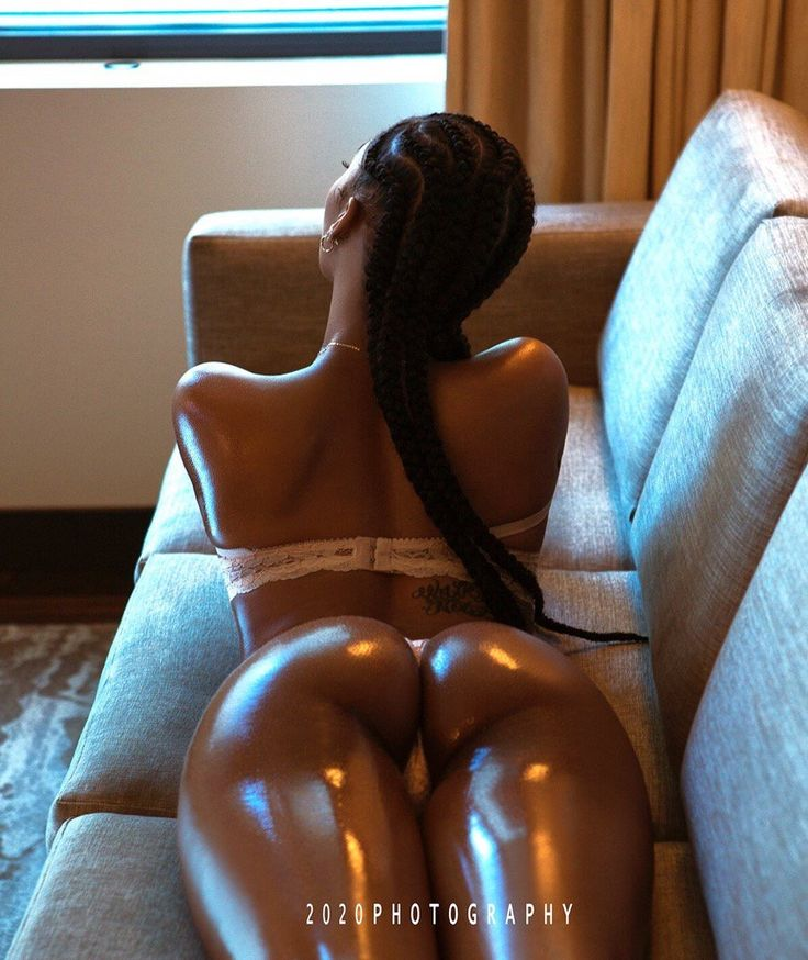 Dark chocolate beauty used by dominant strapon wearing gf 5