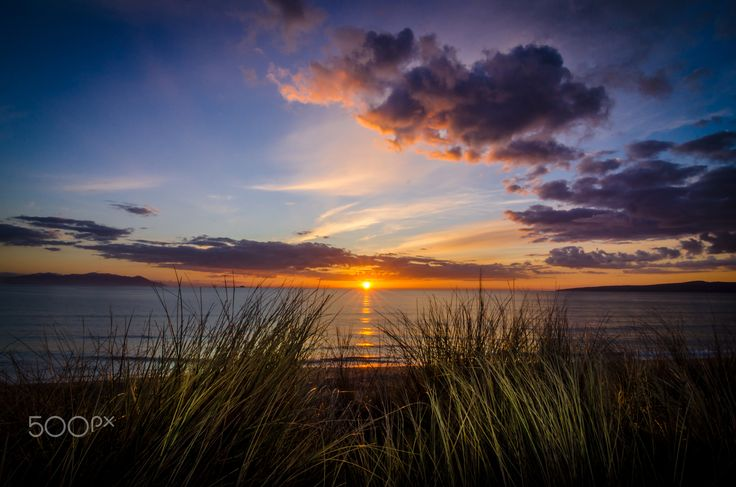 """Sky alive at Banna Strand, Kerry - Banna Strand, Kerry, Ireland along the Wild Atlantic Way. Please visit my <a href=""""https://www.facebook.com/kathrynconwayphotography"""">Facebook Page</a>, <a href=""""https://instagram.com/conwaykathryn/"""">Instagram</a> or <a href=""""https://twitter.com/kcgrasshopper/"""">Twitter</a>"""