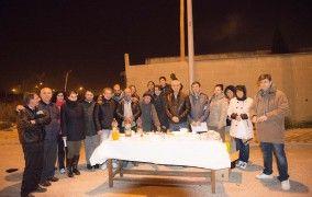 FADERE a împărțit sarmale românilor fără adăpost din Madrid