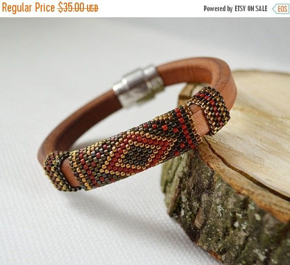 Men's braided bracelet strap bracelet for by SzkatulkaAmiJewelry Men's braided bracelet, #mensbracelet