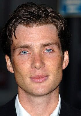 """Cillian Murphy - Irish actor - not sure what part to put him  ... he's only 5'9"""""""