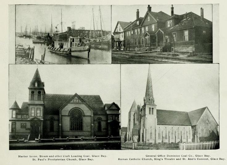 Some Old Glace Bay-Cape Breton-Nova Scotia Photos http://CaperMemories.Com