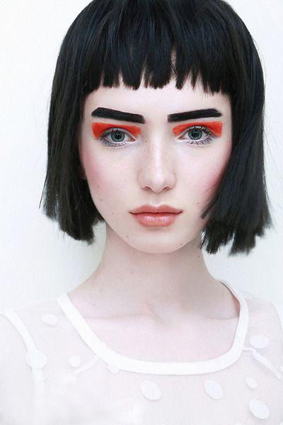 Orange eyes model :Natalia(弥亚文化)