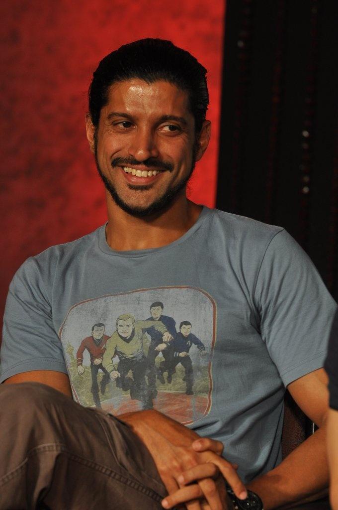 Farhan Akhtar - Producer , Director , Actor !
