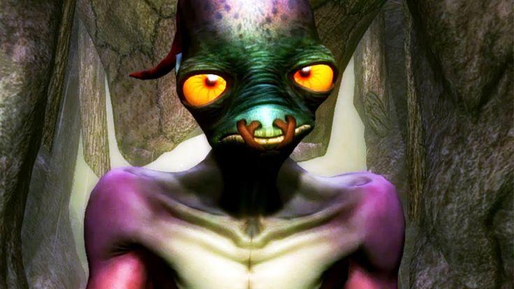 PS4 - Oddworld New 'n' Tasty Trailer [E3 2014]