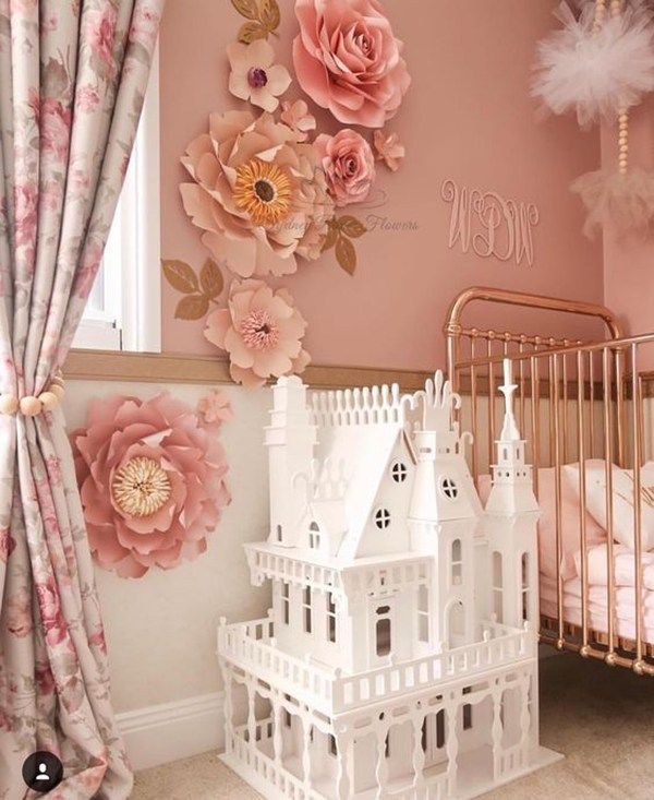 31 Ideas For Room Decoration With Paper Flowers Wall Project Paper Flower Backdrop Paper Flower Wall Flower Wall Wedding