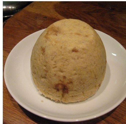 how to cook suet pudding in microwave