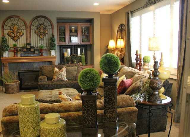 256 best Tuscan Living Room ideas images on Pinterest | Tuscan ...
