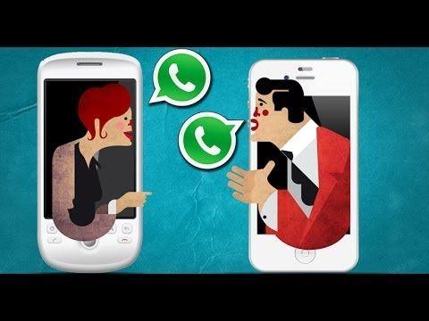Como Recuperar Mensajes de Whatsapp Eliminados, Fotografias, Mensajes etc.   Root - YouTube