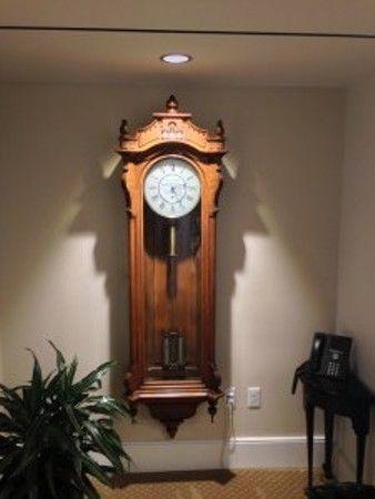 Seth Thomas Regulator Clock Http Capitolclocks Com Seth