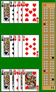 #Play #cribbage #online http://www.rubl.com/games/cribbage/  Online cribbage game: 6-card cribbage and 5-card cribbage. Cribbage games and tournaments are played against other real opponents worldwide or with your friends.