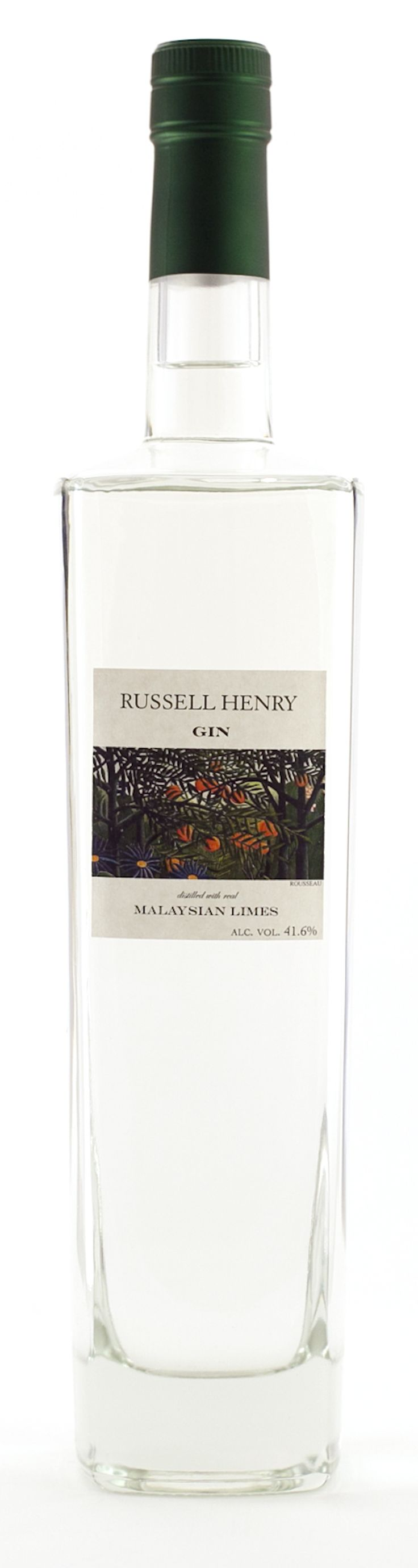 RUSSELL HENRY MALAYSIAN LIME GIN, California
