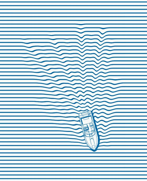 boat - graphic illusion #graphic #optical #illusion