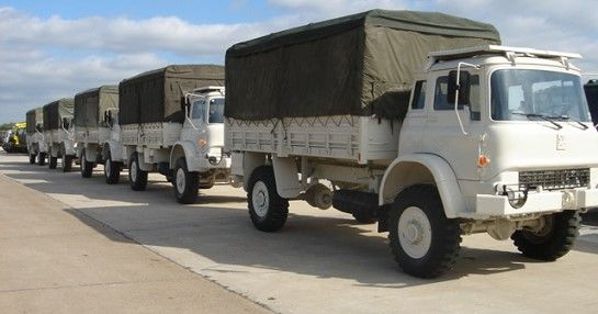 Pin by Buddy on Military | Bedford truck, Classic trucks ...