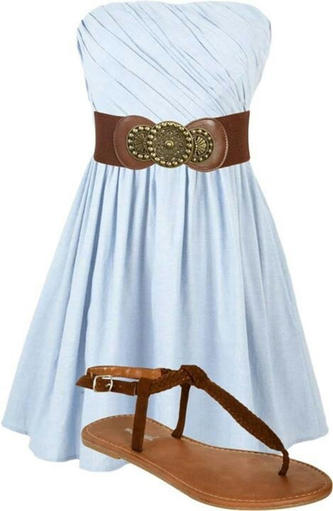 Cute! Maybe with cowboy boots:)