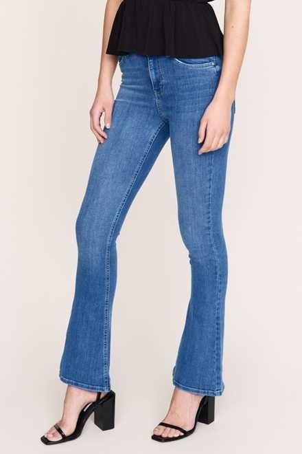 62c528eeaa6 Blå jeans