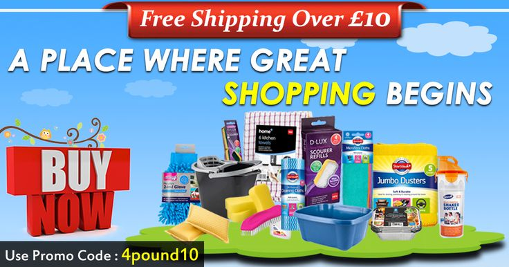 Order All Your Home needs At One Place @4Pound   Shop Now : http://goo.gl/3n6kWx