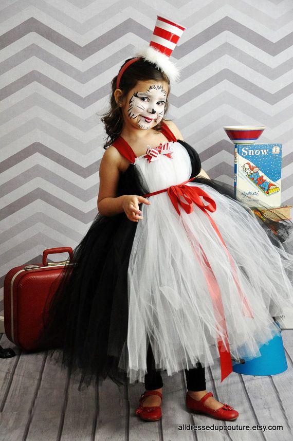 111 best Dr Seuss Birthday Party images on Pinterest Anniversary - dr seuss halloween costume ideas