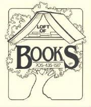 Loft of Books, Alliston, Ontario