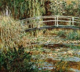Claude Monet - Lo stagno delle ninfee e il ponte giapponese