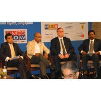 ISAS gives outlook on Indian Budget 2013 held at the Grand Hyatt Hotel Singapore on March 8th 201...