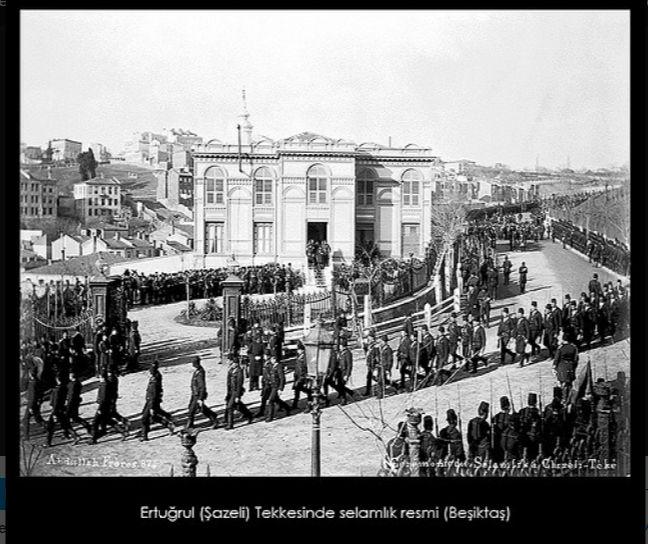#ErtuğrulTekkesinde (şazeli) #selamlık  #Beşiktaş