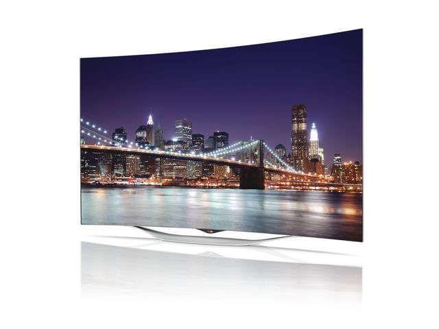 New LG OLED TV! Amazing! #LG #TV
