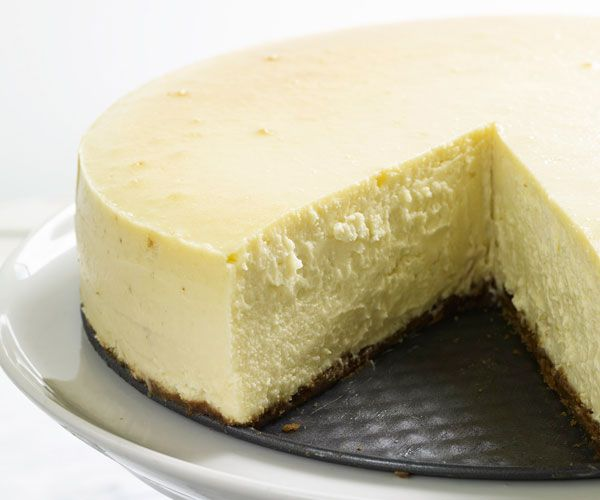 Martas Stewart NY Cheesecake TV
