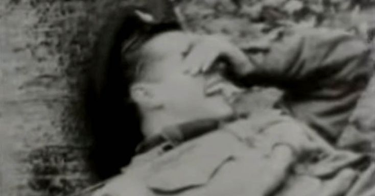 Archival Footage of British Soldiers Under the Effects of LSD Losing the Ability to Function