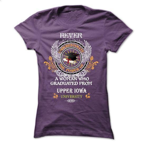Upper Iowa University - #hoodies for women #pink hoodie. BUY NOW => https://www.sunfrog.com/LifeStyle/Upper-Iowa-University-Ladies.html?60505